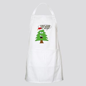 Christmas Tree Harassment Apron