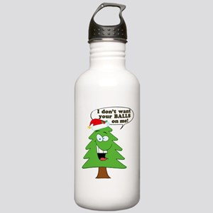 Christmas Tree Harassm Stainless Water Bottle 1.0L