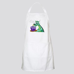 Birthday Dragon BBQ Apron