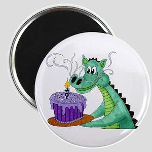 Birthday Dragon Magnet