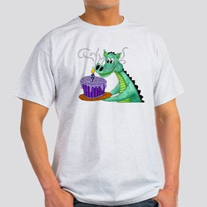 Birthday Dragon Light T-Shirt