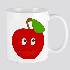 Smiling Apple Mugs