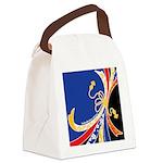 Tk-Happi Noshime Canvas Lunch Bag