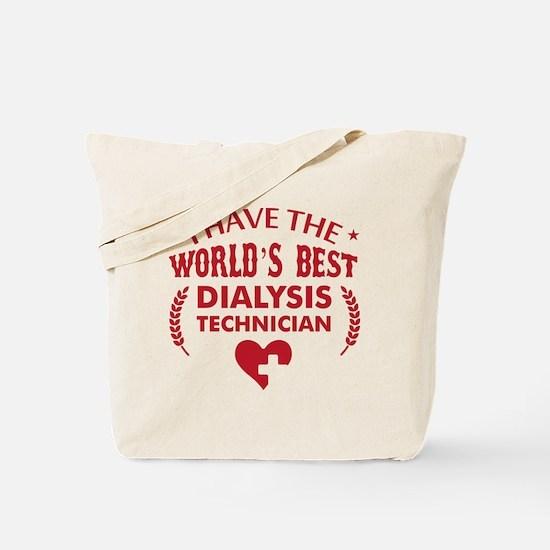 Dialysis Technician Tote Bag