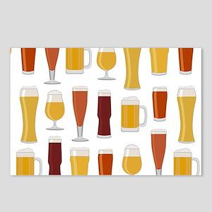 Beer Lover Print Postcards (Package of 8)