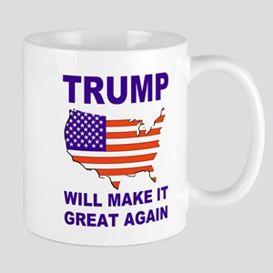 Trump will make it great again Mugs