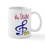 New Orleans Music Mug
