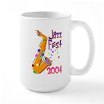 Jazz Large Mug