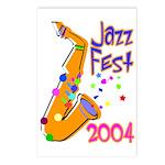 Jazz Festival Post Cards