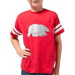 Polar Bear Mom and Babies T-Shirt