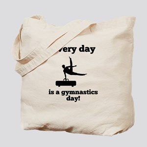 Every Day Is A Gymnastics Day Tote Bag