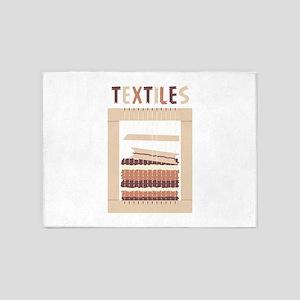 Textiles 5'x7'Area Rug