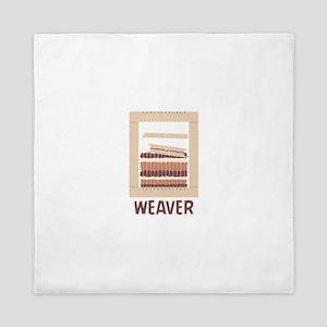 Weaver Queen Duvet
