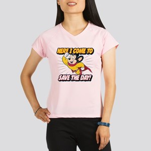Here I Come To Save The Da Performance Dry T-Shirt