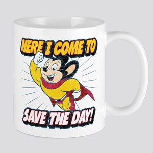 Here I Come To Save The Day 11 oz Ceramic Mug