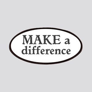 Make A Difference Patch