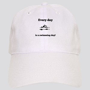Every Day Is A Swimming Day Baseball Cap