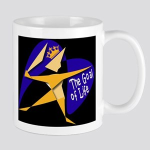 THE GOAL OF LIFE Mugs