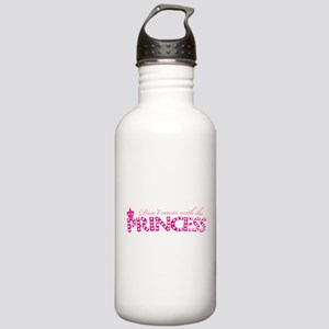 dontmesswithprincess Stainless Water Bottle 1.