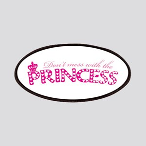 dontmesswithprincess Patches