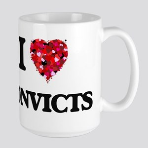 I love Convicts Mugs