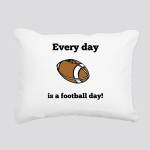 Every Day Is A Football Day Rectangular Canvas Pil