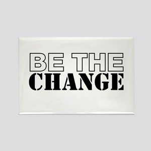 Be The Change Magnets