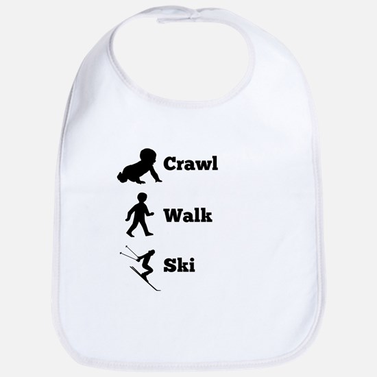 Crawl Walk Ski Bib