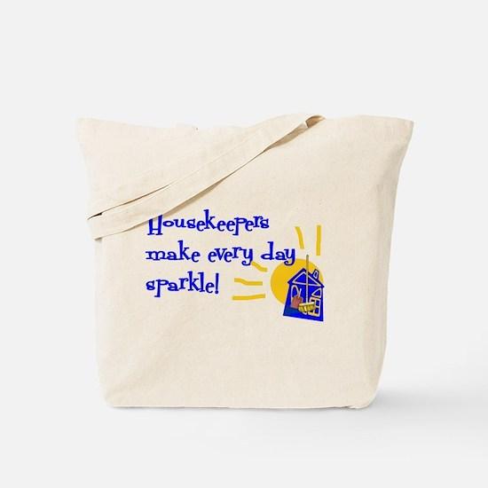 Housekeeper Appreciation Tote Bag