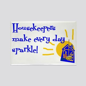 Housekeeper Appreciation Rectangle Magnet