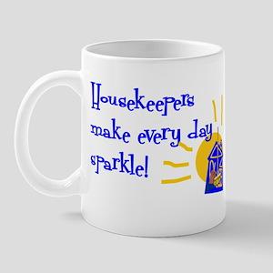Housekeeper Appreciation Mug