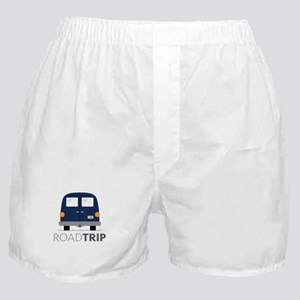 Road Trip Boxer Shorts