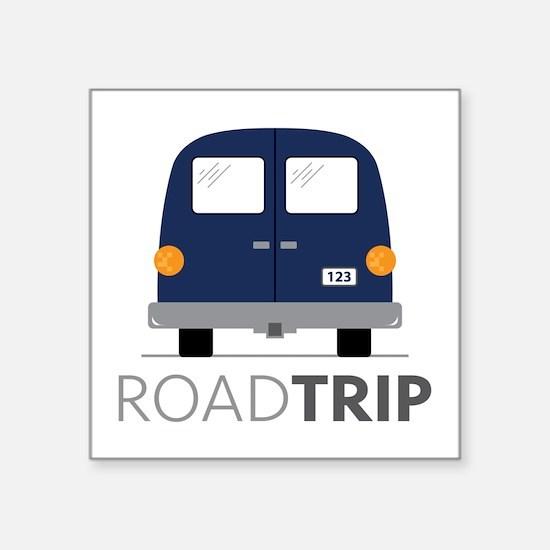 Road Trip Sticker