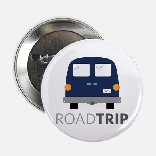 """Road Trip 2.25"""" Button (10 pack)"""