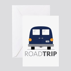 Road Trip Greeting Cards