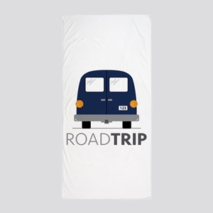 Road Trip Beach Towel