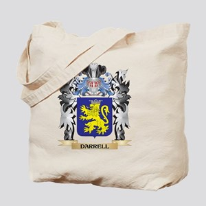 Darrell Coat of Arms - Family Crest Tote Bag
