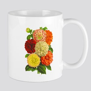 Summer Dahlias Mug
