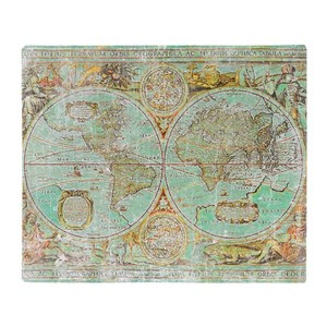 World map blankets cafepress gumiabroncs Gallery