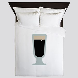 Pokal Beer Glass Queen Duvet