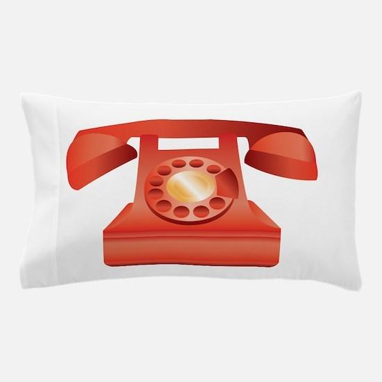 Telephone Pillow Case
