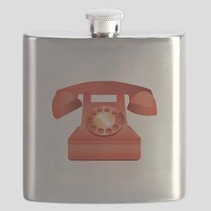 Telephone Flask