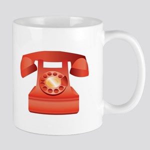 Telephone Mugs