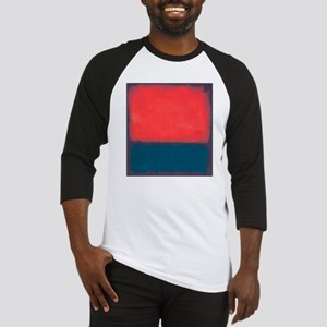 ROTHKO RED AND BLUE Baseball Jersey