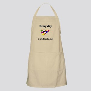Every Day Is A Billiards Day Apron