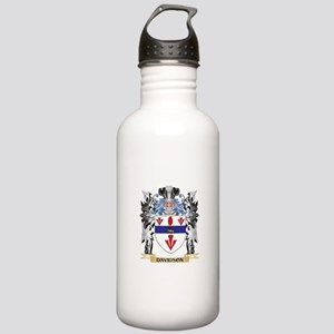 Davidson Coat of Arms Stainless Water Bottle 1.0L