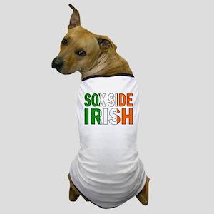 Sox Side Irish Dog T-Shirt