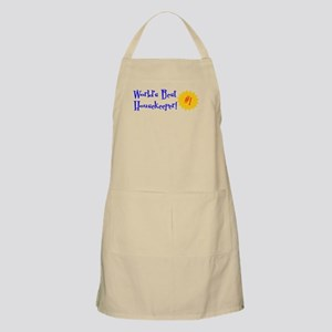 World's Best Housekeeper BBQ Apron
