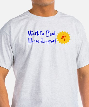 World's Best Housekeeper T-Shirt