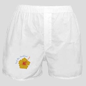Find the sunshine Boxer Shorts